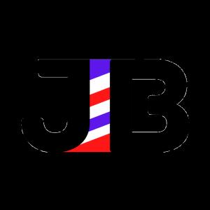 JODY BLACKWELDER THE DAVIE COUNTY BARBER Logo